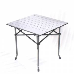Fishing and picnic table winter summer portable convenient folding camping table for fishing