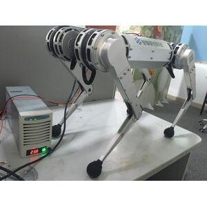 Developed based on MIT cheetah quadruped robot Electric drive robot MIC-01A Mini Cheetah Bionic robot