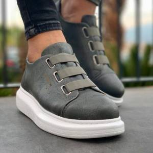 Chekich CH253 BT Black Men Sneaker Comfortable Flexible Fashion Style Leather Wedding Classic sneakers кеды spring 2020