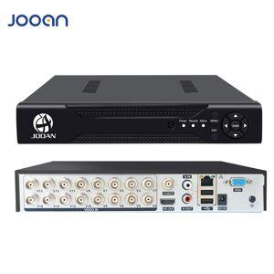 JOOAN 16CH DVR Surveillance Video HD-OUT P2P Cloud Video Recorder Home Surveillance Security CCTV Digital With ONVIF