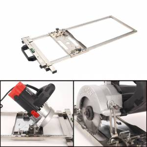 Electricity Circular Saw Trimmer Machine Edge Guide Positioning Cutting board tool Woodworking Router Circle Milling Groove