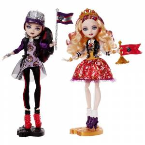 Game set Ever After High Рейвен Quine and Apple Вайт-Band Support