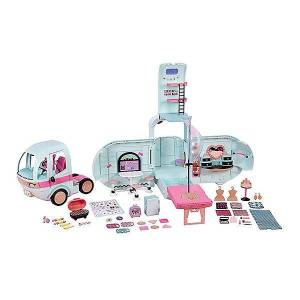 Set game LOL Bus with doll