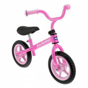 Chicco Primeira Bicicleta Rosa 24m+1unid.