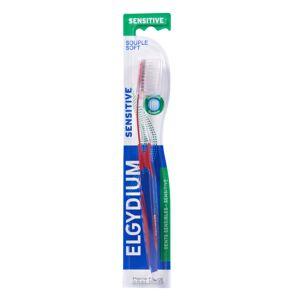 Elgydium Sensitive Escova de Dentes 1un.