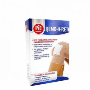 Pic Solution Bend A Rete Ligadura Tubular Perna/ Joelho 1unid.
