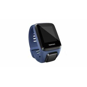 Bracelete para relógio (Azul escuro – Large)