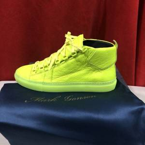 Markcenter novo homem verde arena sapatos todos genuíno navio couro matt sole livre dhl tamanho grande 39-45