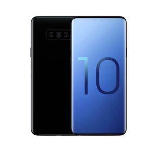 Goophone ES10 Plus Quad Core 1 GB de RAM 8 GB ROM 6.3 polegadas 8MP Bluetooth4.0 GPS FaceID / Impressão Digital / Iris 3G WCDMA Smartphone Selado ca