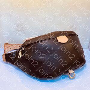 BUMBAG M43644 SAC CEINTURE Designer de Moda Feminina Peito Cintura Cinto Saco de Luxo Cintura Tipo Corpo Da Marca Bolsa de Ombro Crossbody Monogramme