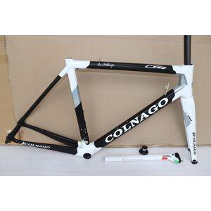2019 Nova chegada T1100 ud Matte-Glossy Preto Vermelho Colnago C64 quadro de bicicleta de estrada de carbono Frameset com 6 cores para a seleção
