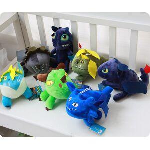 Como Treinar o seu Dragão, Fúria da Noite Dragão brinquedos de pelúcia, bichos de pelúcia, MoviesCartoon Brinquedos, jogo inteiro, presentes Kid