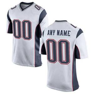 Hot Selling Embroidery Custom 12 Tom Brady American Football Jersey Cheap