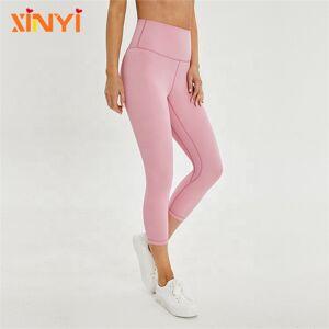 New Sports Pants High Waist Leggings Gym Spandex Running Tights Women Sports Leggings