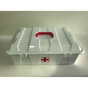 Caixas Primeiros Socorros Rectangular