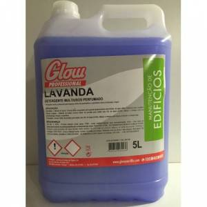 Detergente Multiusos Perfumado Lavanda