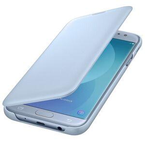 Samsung Capa Original Samsung J730 Galaxy J7 (2017) Wallet Azul