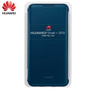 Huawei Capa Original Huawei P Smart Plus (2019) Flip Cover Azul