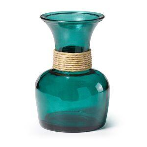 Jarra Mayden verde 20 cm , en Cristal - Verde