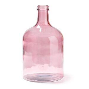 Jarra Drummond rosa 43 cm , en Cristal - Rosa