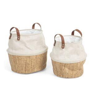 Conjunto Kylie de 2 cestas