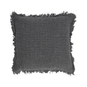 Capa de almofada Shallow cinzento 45 x 45 cm