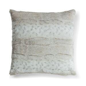 Capa de almofada Jodie 45 x , en Tecido - Cinzento