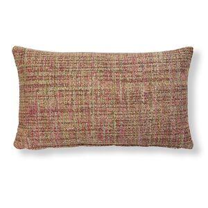 Capa de almofada Boho 30 x 50 cm rosa