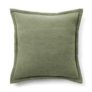 Capa de almofada Lisette 45 x 45 cm em verde