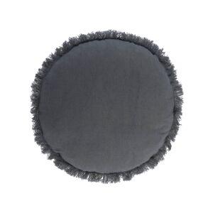Capa almofada Clarice Ø 45 cm azul