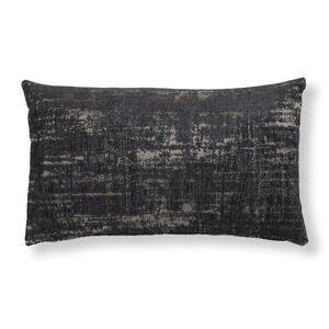 Capa de almofada Nazca 30 x 50 cm preto