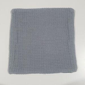 Capa de almofada Shallow cinzenta