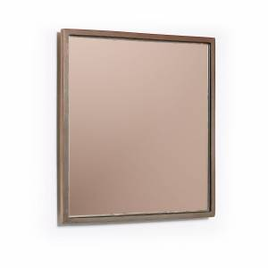 Espelho Mecata 25 x 25 cm cobre