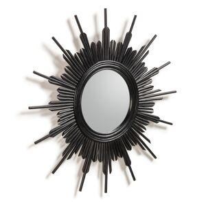 Espelho Marelli Ø 70 cm preto