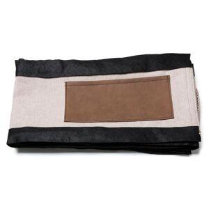 Capa de cama Dyla beige 160 x 190 cm