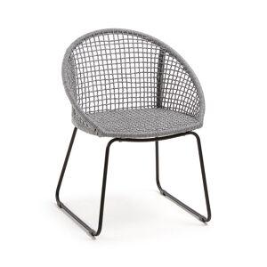 Cadeira Sandrine cinzenta
