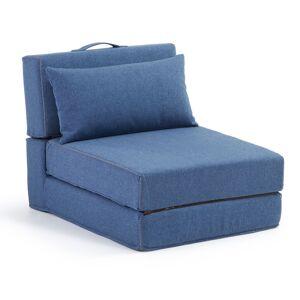 Pufe-cama Arty 70 x 89 (200) cm azul