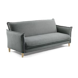 Sofá-cama Alizee 170 cm cinzento escuro