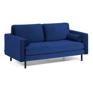 Sofá Debra 2 lugares azul 182 cm