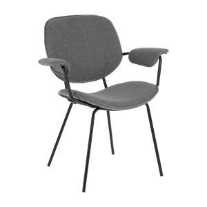 Cadeira Naiquen cinzento-claro
