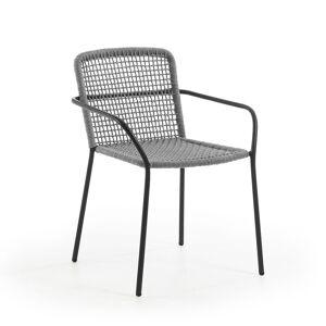 Cadeira Ellen cinza