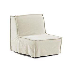 Sofá-cama Lyanna 90 cm branco