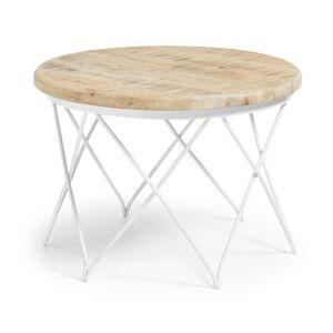 Mesa de apoio Luca Ø 65 cm