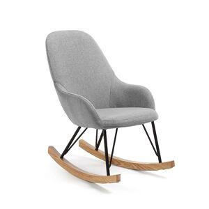 Cadeira de baloiço infantil Joey cinza