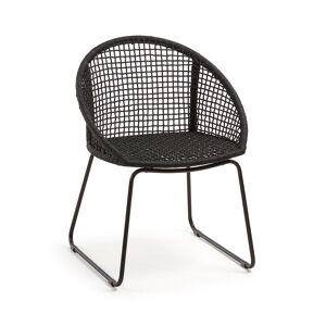 Cadeira Sandrine preta