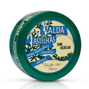 VALDA PASTILHAS MENTOL S/ACUCAR 50G
