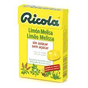 RICOLA LIMAO MELISSA 50G