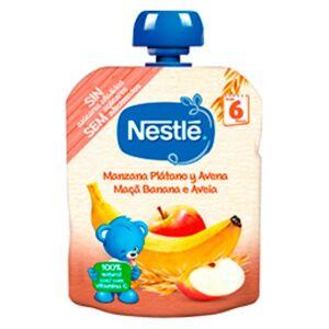 Nestlé NESTLE NATURNES MACA BANANA AVEIA 90G +6MESES