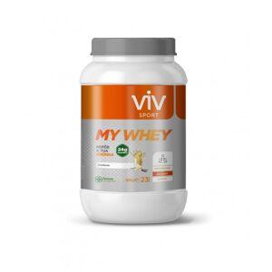 Viv Sport My Whey Baunilha Pó x 23 doses