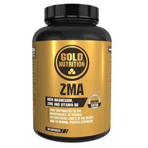 GOLD NUTRITION ZMA CAPSULAS X 90